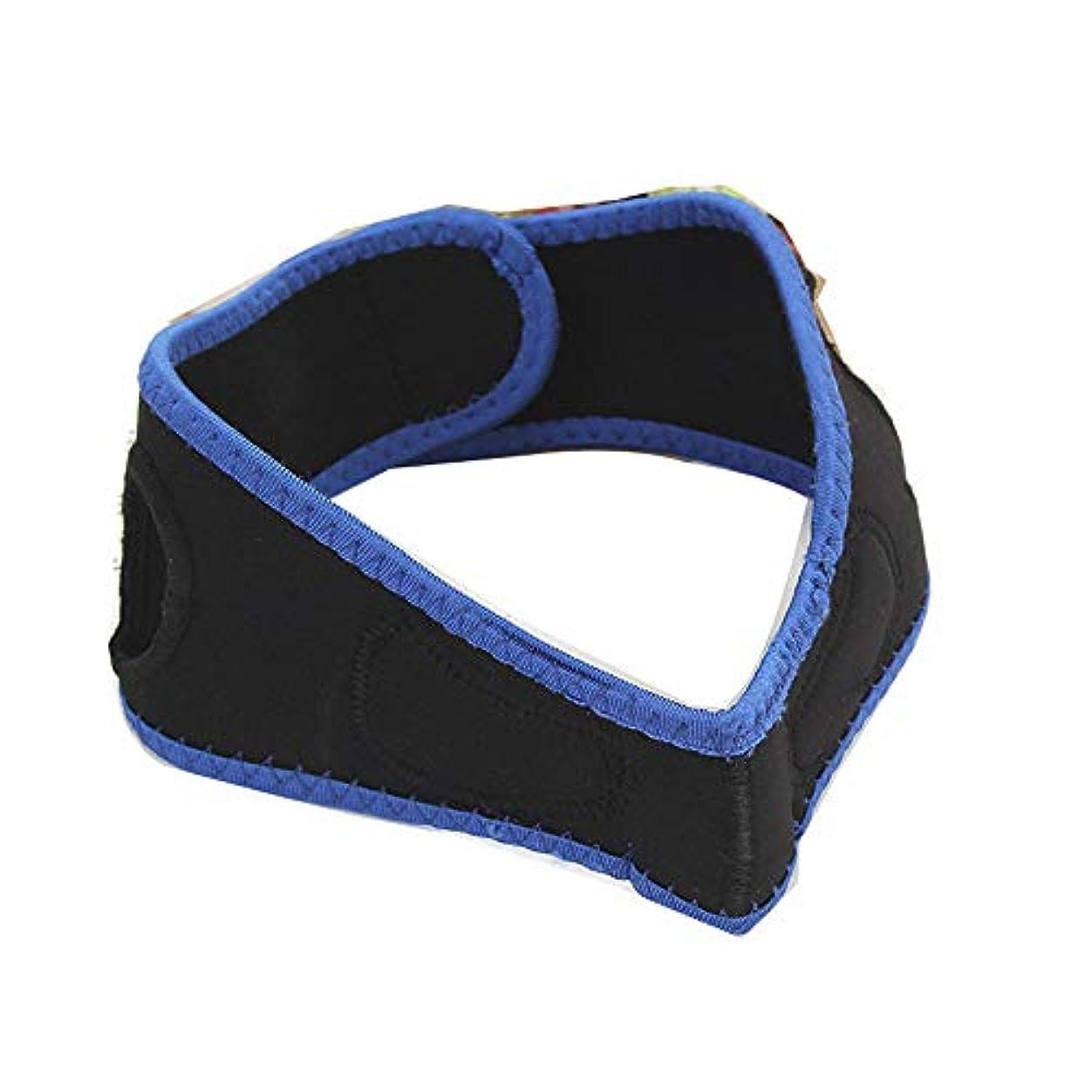 移動開発キャスト男性と女性の顔を持ち上げるベルト、睡眠薄い顔ベルト/リフティング引き締め顔の整形マスク/顔包帯/顔を持ち上げるアーティファクト