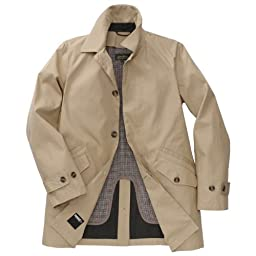 DiAPLEX Mac Coat: Saddle