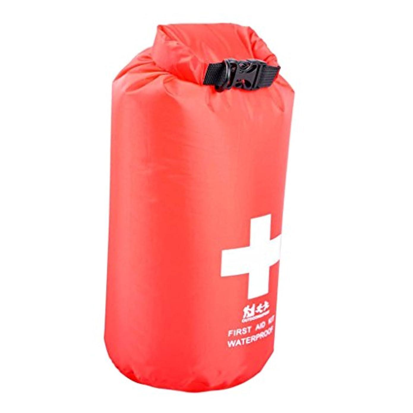 形外科医甘いSharplace 5L 救急箱  ドライバッグ 防水 ドライサック キャンプ ハイキング カヤック用品