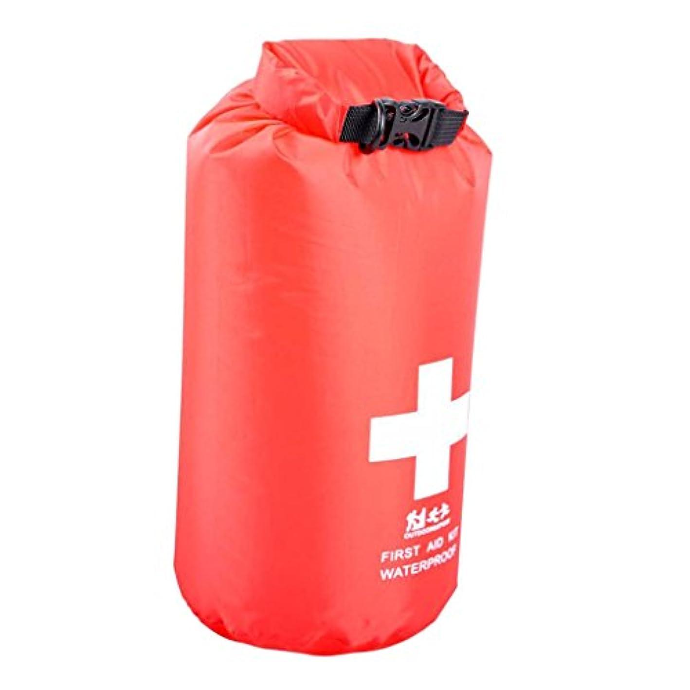 敗北反毒評価可能Sharplace 5L 救急箱  ドライバッグ 防水 ドライサック キャンプ ハイキング カヤック用品
