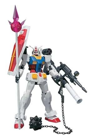ROBOT魂 [SIDE MS] ガンダム (ハードポイント追加仕様)