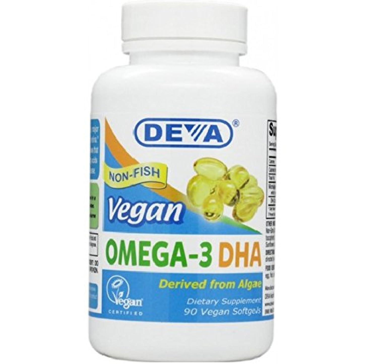 ハンサム維持するビン海外直送肘 Omega-3 DHA, 90 SGEL