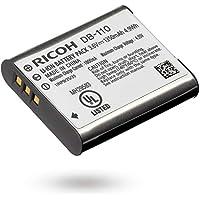 RICOH DB-110 充電式リチウムイオンバッテリー リチャージャブルバッテリー リコー メーカー純正品 【対応機種】RICOH GRIII, RICOH WG-6, G900シリーズ 37835