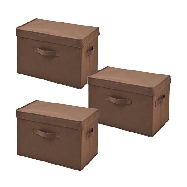 山善(YAMAZEN) どこでも収納ボックス ふ...の商品画像