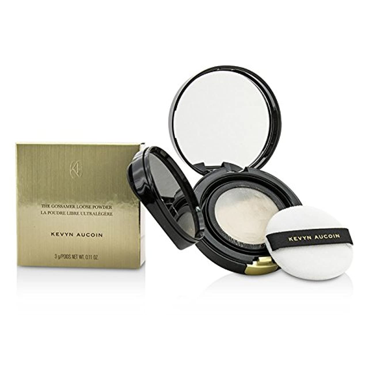 物質興奮把握ケヴィンオークイン The Gossamer Loose Powder (New Packaging) - Diaphanous (Light Translucent) 3g/0.11oz並行輸入品