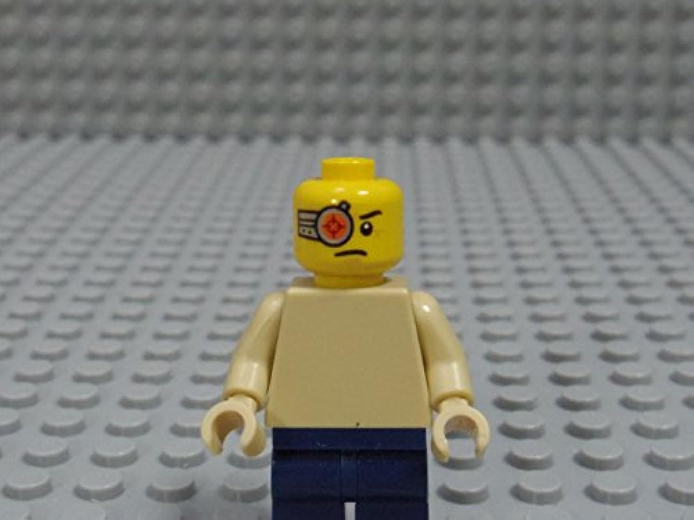 レゴ ミニフィグ 【ヘッド】 cpb824
