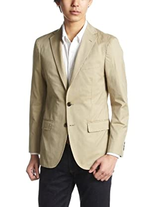 Royal Oxford 2-button Jacket 3122-186-0327: Beige