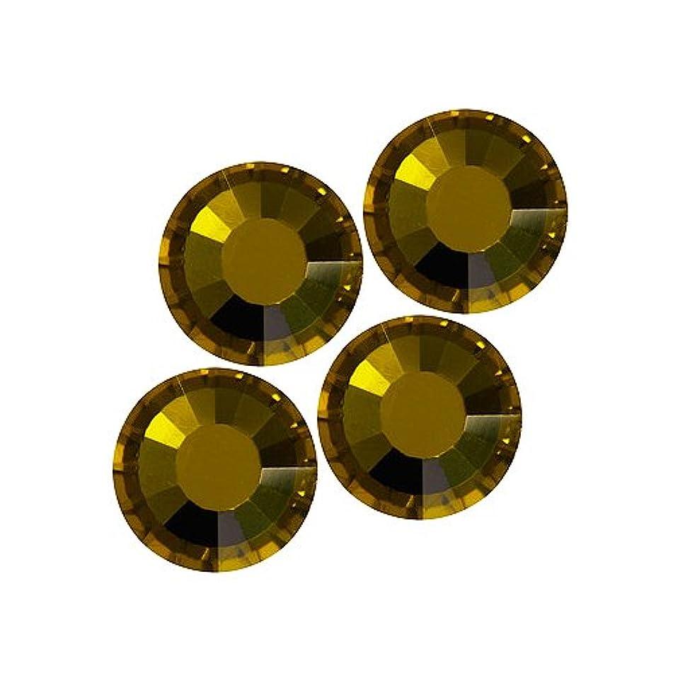 会計クリップ蝶高価なバイナル DIAMOND RHINESTONE オリビン SS6 1440粒 ST-SS6-OLI-10G