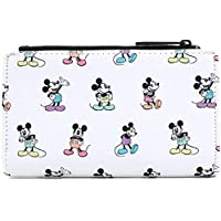Loungefly Mickey Mouse Pastel Poses Wallet