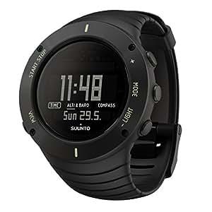 スント(SUUNTO) 腕時計 コア アルティメットブラック 3気圧防水 方位/高度/気圧/水深 [日本正規品 メーカー保証2年] SS021371000