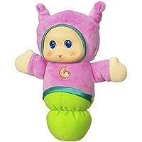 Hasbro Playskool Lullaby Gloworm Girl Pink/Green [並行輸入品]