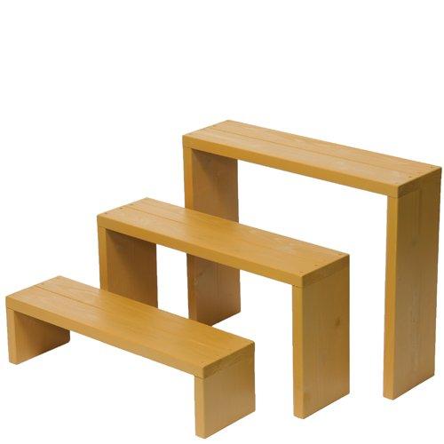 Welcome wood ウッドステージ66型 3段タイプ