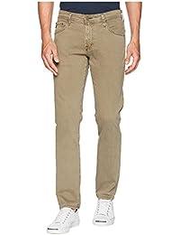 [エージー アドリアーノゴールドシュミット] メンズ デニムパンツ Tellis Modern Slim Leg Denim in Sulfur C [並行輸入品]