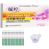 【第2類医薬品】高感度 20mIU LH排卵日予測検査薬 10本