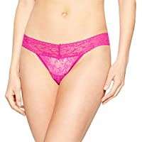 Calvin Klein Women's Bare Lace Thong