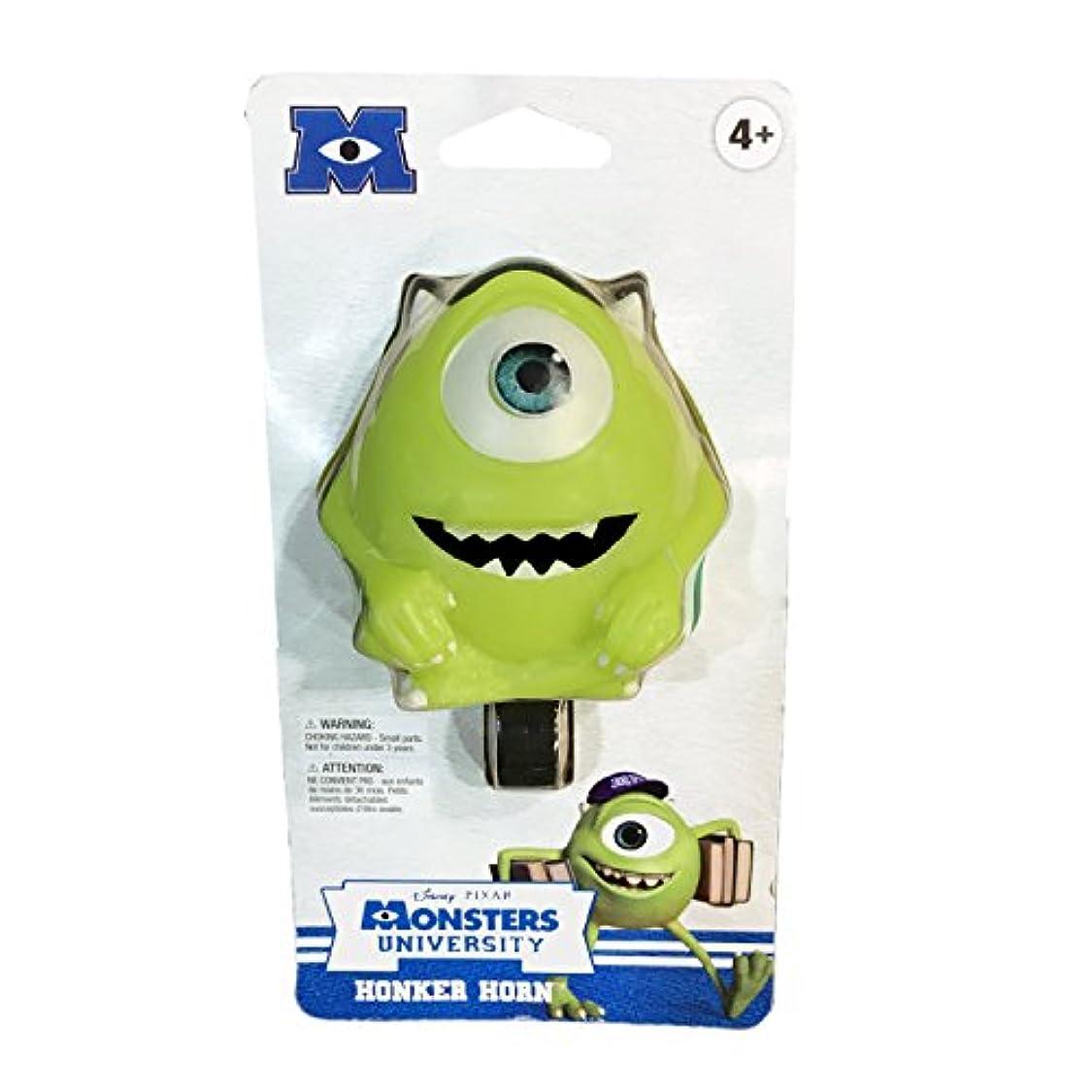 比較的ダイバーあいまいなMike Wazowski Honker Horn Monsters University by Bell