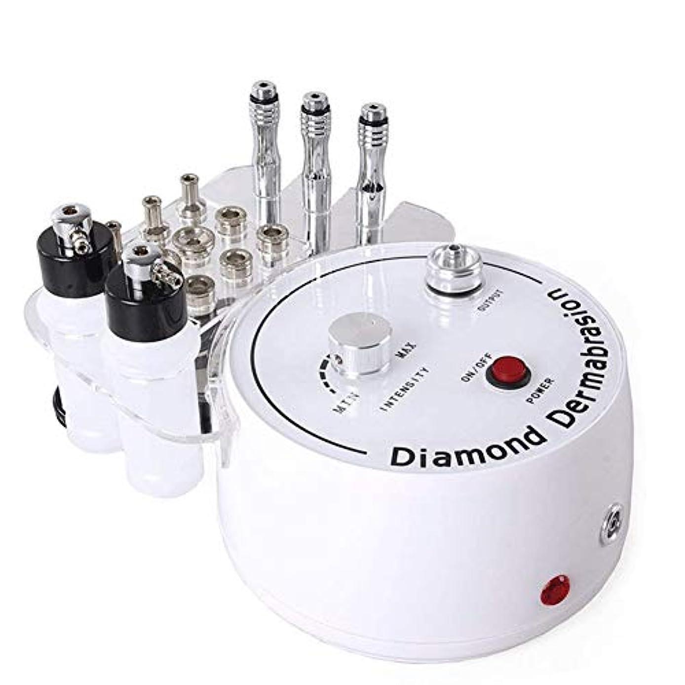 誘惑するワーム配管- 美容機、ダイヤモンドマイクロダーマブレーション皮膚剥離機ウォーターピーリング美容機しわフェイスピーリングマシンスプレー