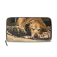 猫と犬財布 コインケース 小銭入れ 収納 小型財布 カード収納 小さい おしゃれ 人気 軽量 携帯しやすい ギフトメンズ レディース