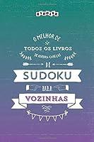 O melhor de todos os livros de quebra-cabeças de Sudoku para vozinhas