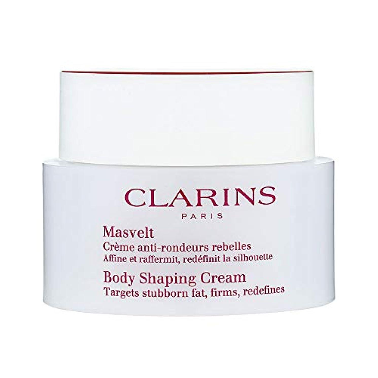 洗う整然としたスナッチクラランス (CLARINS) クレーム マスヴェルト 200ml [並行輸入品]