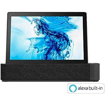 Lenovo Tab P10 10.1型 Alexa搭載 WiFiモデル(Snapdragon 450/4GBメモリー/64GB/オーロラブラック)ZA440178JP