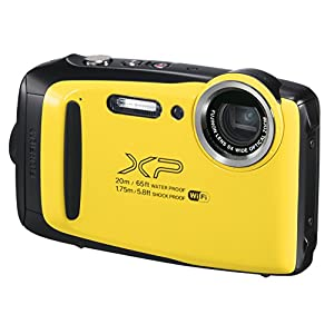 富士フイルム デジタルカメラ XP130 イエロー FX-XP130Y