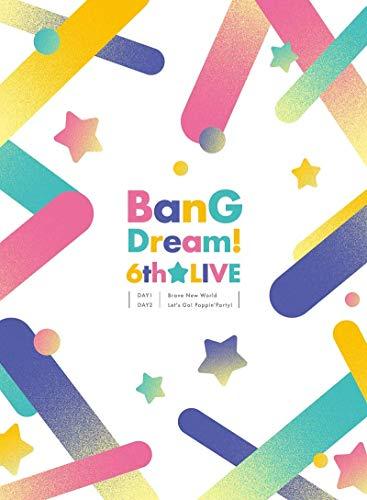 【初回生産限定特典あり】BanG Dream! 6th☆LIVE【Blu-ray】(ライブロゴステッカーシート付き) (RAISE A SUILEN 「Craziness」 抽選応募申込券封入)