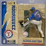 マクファーレントイズ MLB フィギュア シリーズ8/アレックス・ロドリゲス/テキサス・レンジャース