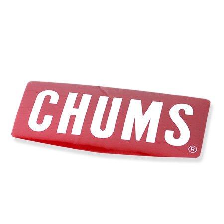 Sticker CHUMS LOGO Small CH62-0018 シール ロゴステッカー チャムス