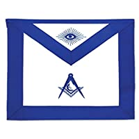 "The Masonic Exchange ADULT_COSTUME メンズ US サイズ: 14"" x 16"" カラー: マルチカラー"