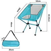[Springer ] [Springer Camping Chair -キャンプ椅子 Lightweight & Compact Portable Folding Backpack Camping Chairs - Perfect for Backpacking, Hiking, Beach, Fishing & Outdoor] (並行輸入品)