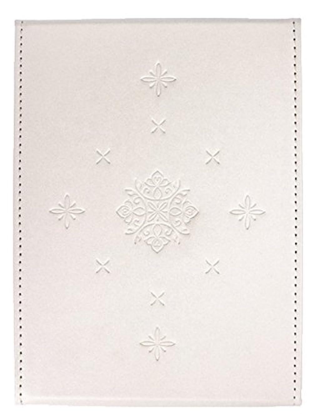エスカレート形状知恵粋 折立ミラー ホワイト YSU-02
