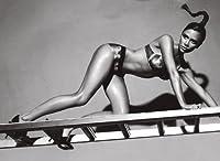 Victoria Beckham 18X 24メタルアルミ壁アート–ヴィクトリア・ベッカム–セクシーモデル# 04