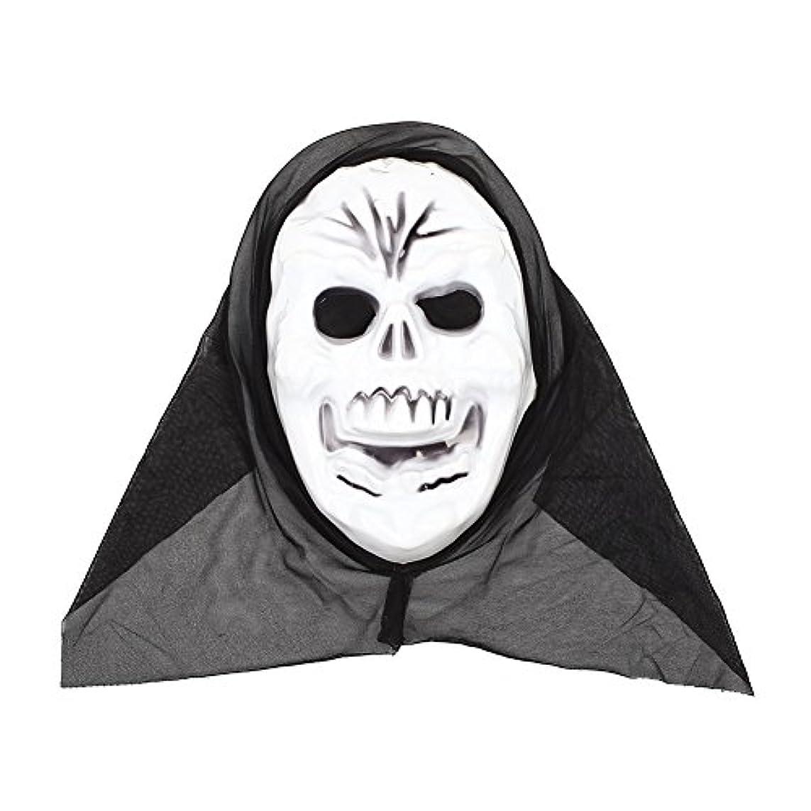 普及メール論文Auntwhale ハロウィンマスク大人恐怖コスチューム、スクリームファンシーマスカレードパーティーハロウィンマスク、フェスティバル通気性ギフトヘッドマスク