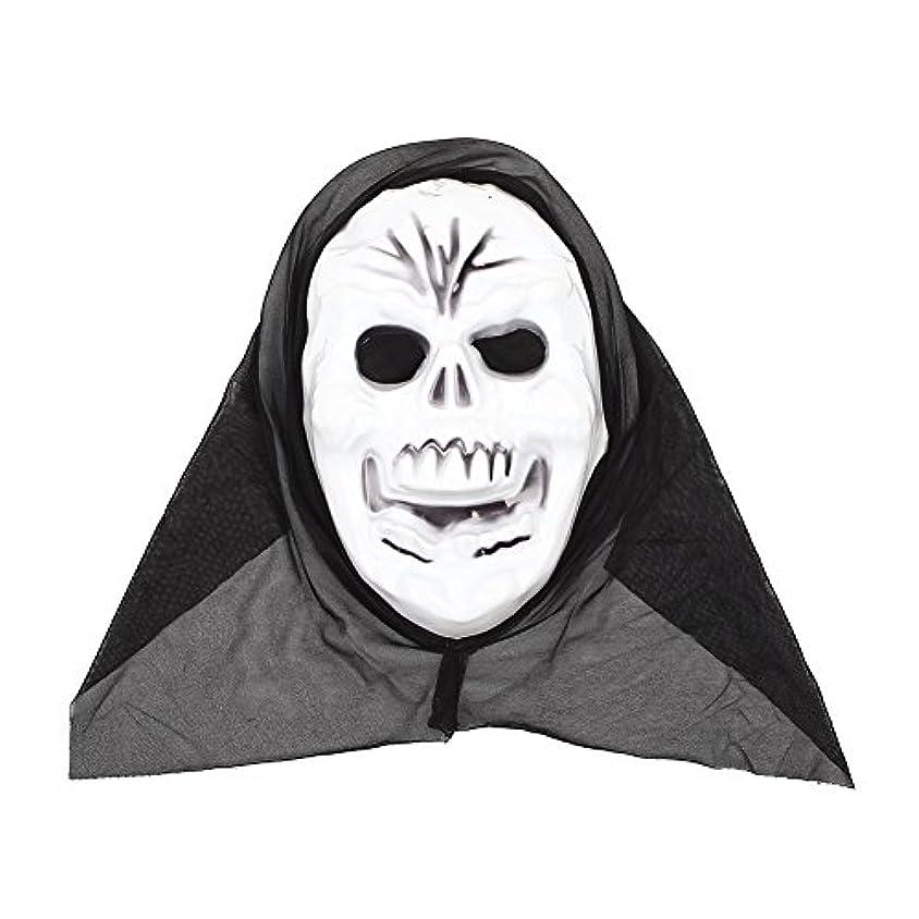 分類篭担当者Auntwhale ハロウィンマスク大人恐怖コスチューム、スクリームファンシーマスカレードパーティーハロウィンマスク、フェスティバル通気性ギフトヘッドマスク