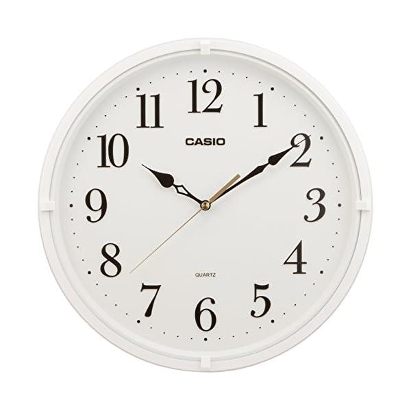 カシオ インテリア掛時計 アナログの紹介画像6