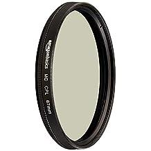 AmazonBasics Circular Polarizer Lens, 67 mm