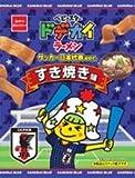 おやつカンパニー ベビースター ドデカイラーメン サッカー日本代表verすき焼き味 1箱(12袋)