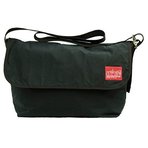 ワックスキャンバスメッセンジャーバッグ(Waxed Canvas Messenger Bag)