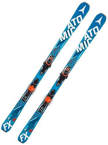 [해외]ATOMIC (아토믹) 남성 스키 (바인딩 포함) 로커 REDSTER FX 16-17 모델 블루 163cm/ATOMIC (Atomic) Men`s Ski (with binding) Locker REDSTER FX 16-17 Model Blue 163 cm