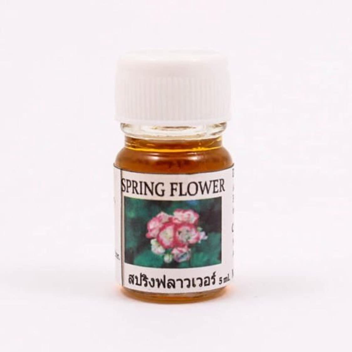 そして用心成長する6X Spring Flower Aroma Fragrance Essential Oil 5ML Diffuser Burner Therapy