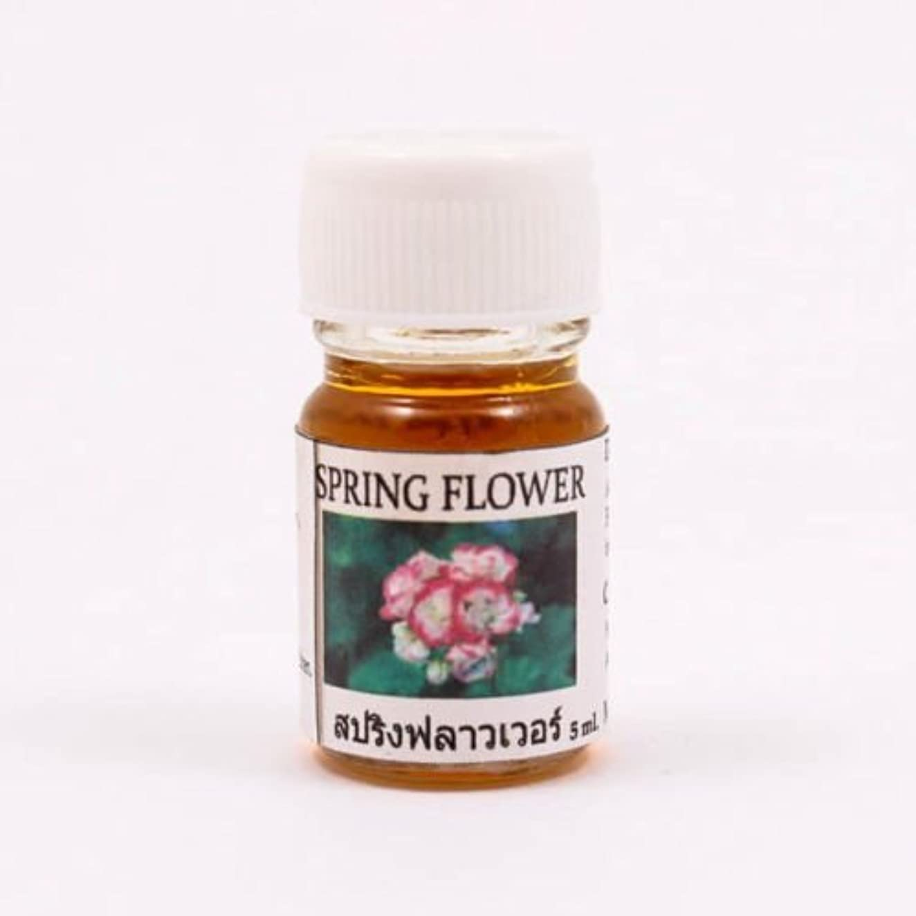 ベリープライバシーに話す6X Spring Flower Aroma Fragrance Essential Oil 5ML Diffuser Burner Therapy
