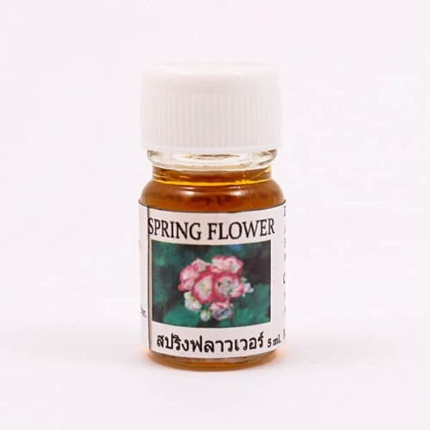 人類キロメートル会社6X Spring Flower Aroma Fragrance Essential Oil 5ML Diffuser Burner Therapy