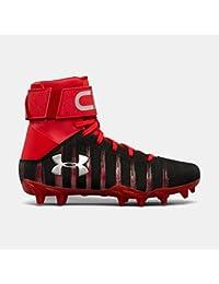 [アンダーアーマー] UNDER ARMOUR ボーイズ UA C1N Jr. Molded Football Cleats カジュアル 3.5(22.5cm) [並行輸入品]