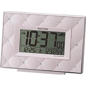 リズム時計 電波 目覚まし 時計 デジタル フ...の関連商品1