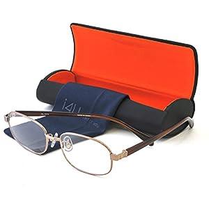 アイフォーユー PL-1014-52-1 ブラウン +3.50(老眼鏡)