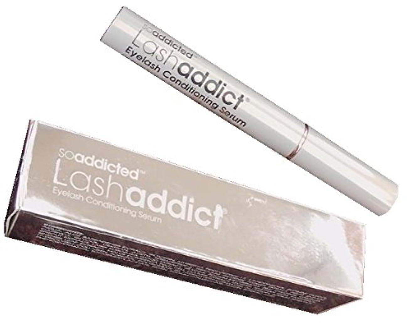 ウッズとラバラッシュアディクト アイラッシュ コンディショニング セラム 5ml (まつ毛美容液) -Lashaddict I LASH-