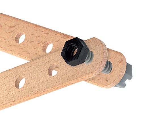 『BRIO (ブリオ) ビルダー スターターセット [ 工具遊び おもちゃ ] 34586』の3枚目の画像
