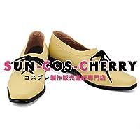 【サイズ選択可】コスプレ靴 ブーツ K-2515 Fate/Grand Order セイバー ガイウス・ユリウス・カエサル 女性22CM