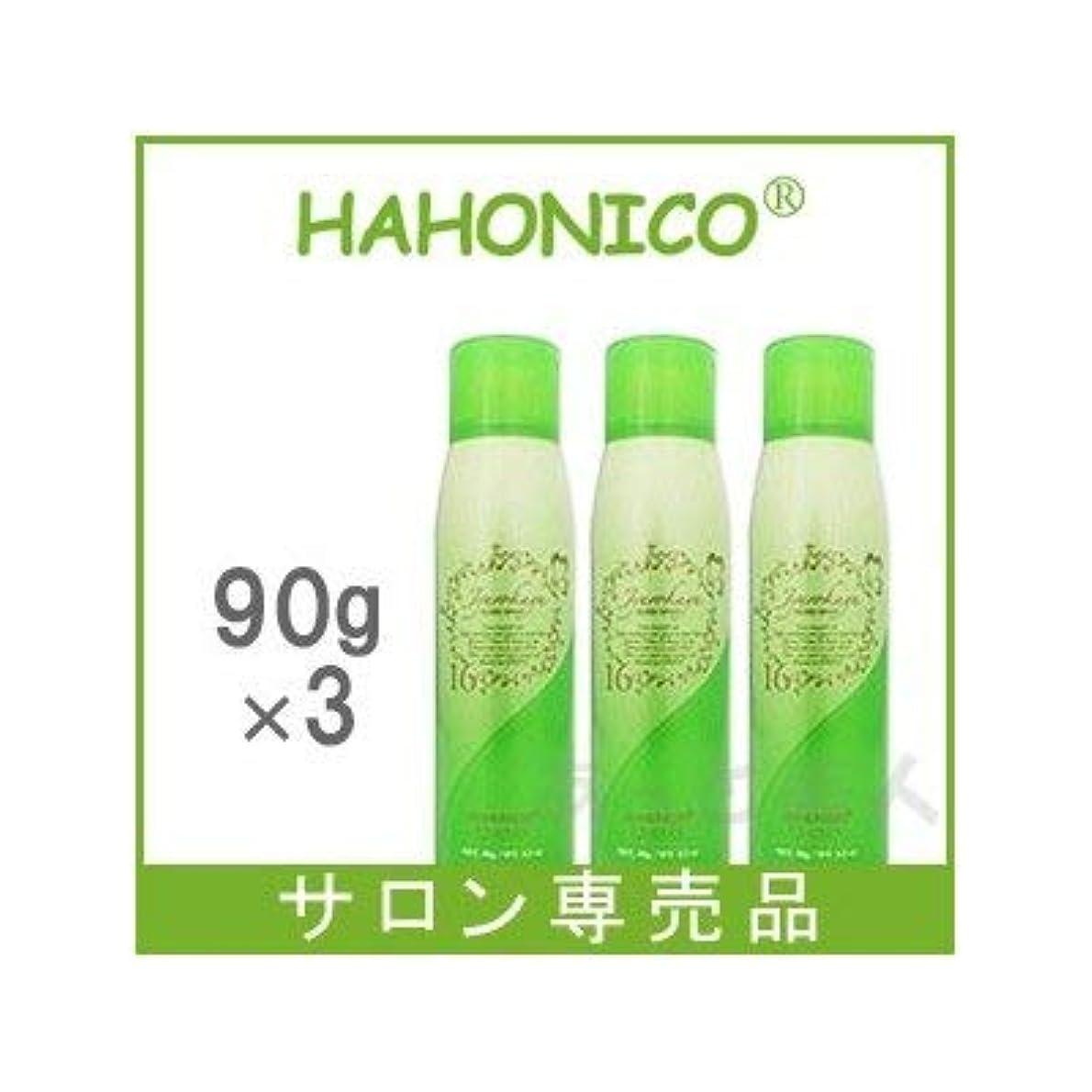 炭素の前で前任者【X3個セット】 ハホニコ ジュウロクユ ツヤスプレー 90g 十六油 HAHONICO